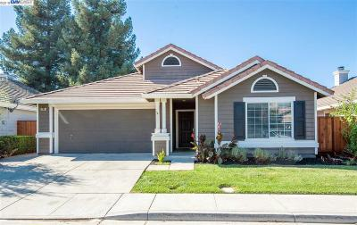 Pleasanton CA Single Family Home For Sale: $874,950