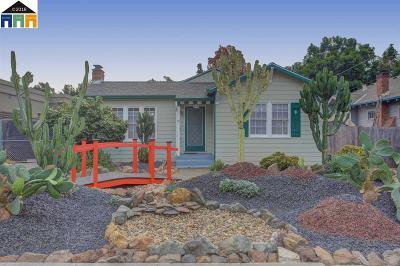 Hayward Single Family Home For Sale: 749 Grove Way
