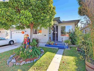 San Lorenzo Single Family Home For Sale: 322 Hacienda Ave