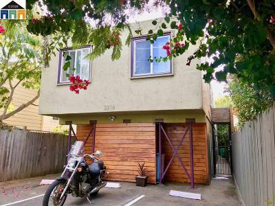 Berkeley Multi Family Home For Sale: 3216 Baker