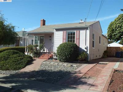 San Leandro Single Family Home For Sale: 96 Begier