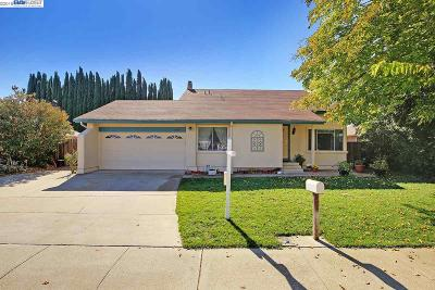 Single Family Home Active - Contingent: 5519 Haggin Oaks Ave