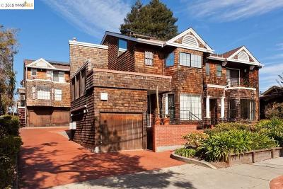 Berkeley Condo/Townhouse For Sale: 1527 Hearst Avenue