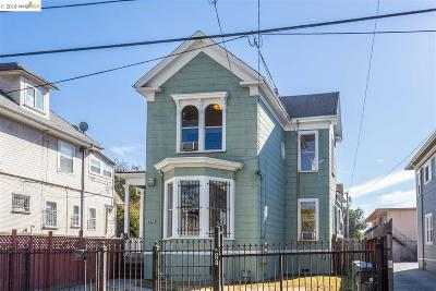 Oakland Multi Family Home For Sale: 667 35th Street