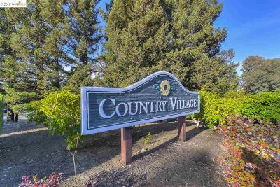 Martinez Condo/Townhouse For Sale: 320 Mill Rd