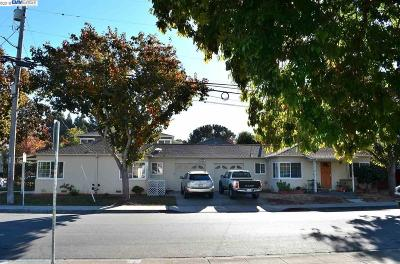 Mountain View Multi Family Home For Sale: 1801 Latham Street