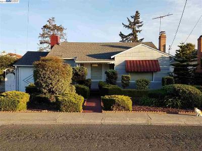 San Leandro Single Family Home For Sale: 1748 Halsey Ave