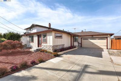 San Leandro Single Family Home Price Change-Reo: 2453 Bermuda Ave