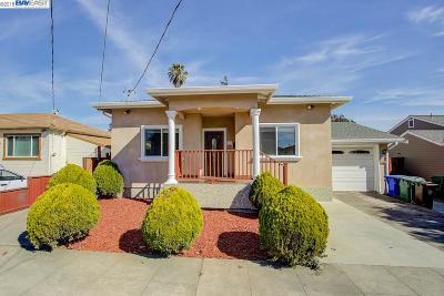 Richmond Single Family Home For Sale: 856 Lassen St