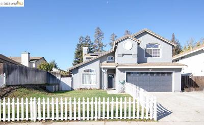Oakley Single Family Home Pending Show For Backups: 4109 Richard Way