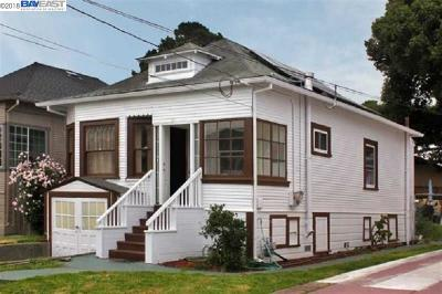 Oakland Single Family Home For Sale: 1085 66th St