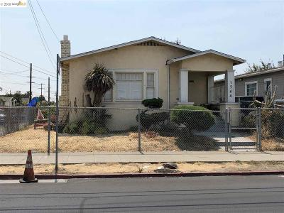 Alameda County Single Family Home For Sale: 1744 Seminary Ave