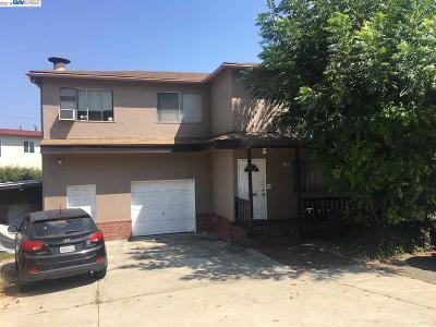 Alameda Multi Family Home For Sale: 820 Island Dr