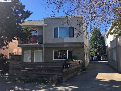 Berkeley Multi Family Home For Sale: 1640 7th St
