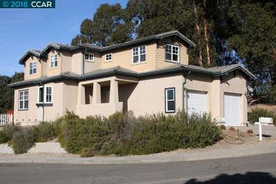 Pinole Single Family Home For Sale: 213 N Rancho Pl