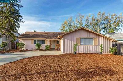 El Sobrante Single Family Home For Sale: 4926 Sweetwood Dr