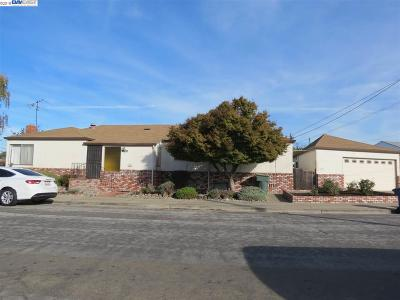 San Leandro Single Family Home For Sale: 1290 Linton St