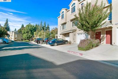 Hayward Condo/Townhouse For Sale: 24596 Diamond Ridge