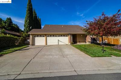 Antioch Single Family Home For Sale: 2722 Larkspur Dr