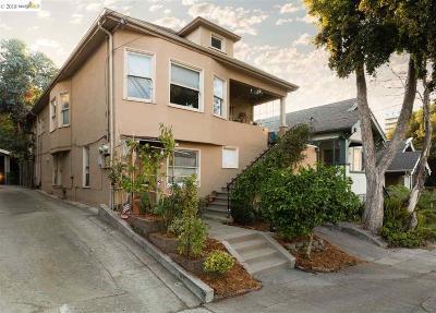 Oakland Multi Family Home For Sale: 87 Linda Ave