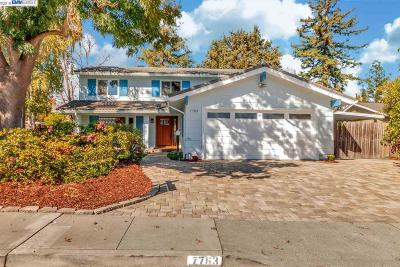 Pleasanton Single Family Home For Sale: 7763 Knollbrook Dr