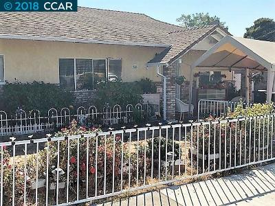 Hayward Single Family Home For Sale: 349 Stewart Dr