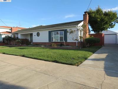 San Leandro Single Family Home For Sale: 771 Dolores Avenue
