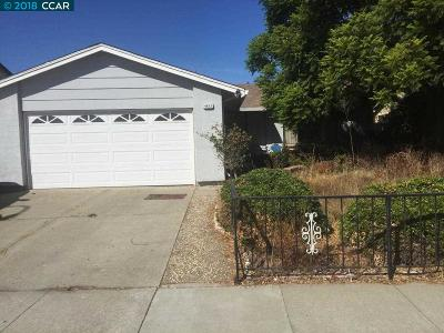 Fremont Single Family Home For Sale: 4653 Calaveras Ave