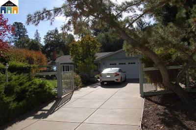 Lafayette Rental For Rent: 4177 Hidden Valley Road
