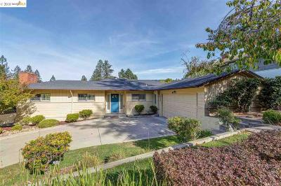 Berkeley Single Family Home For Sale: 1109 Woodside Road