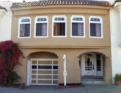 San Francisco Single Family Home Price Change: 863 31st Avenue
