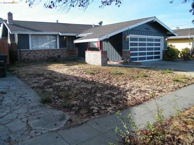 Hayward Single Family Home For Sale: 810 Barker