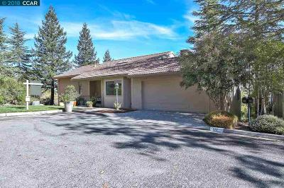 Moraga Single Family Home Active - Contingent: 120 Merion Ter