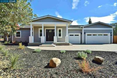 Walnut Creek Rental For Rent: 6 Sellings Ct