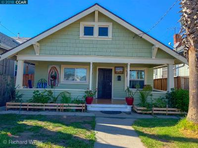 Richmond Single Family Home For Sale: 669 6th St