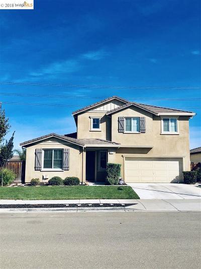 Oakley CA Single Family Home For Sale: $549,900