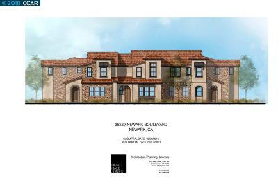 Newark Residential Lots & Land For Sale: 36589 Newark Blvd.