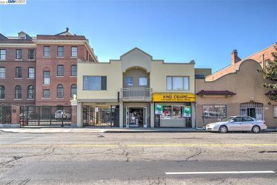 Oakland Multi Family Home For Sale: 2617 International Blvd