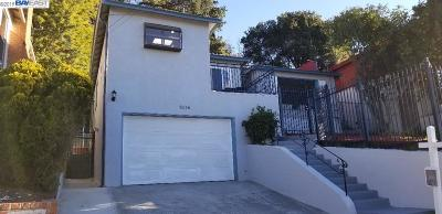 Oakland Single Family Home For Sale: 8118 Sunkist Dr