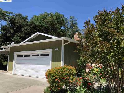 Alamo CA Single Family Home For Sale: $1,080,000