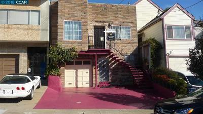 San Francisco Single Family Home For Sale: 370 Leland Ave