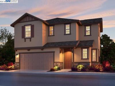 Mountain House Single Family Home Price Change: 1338 S Sauvignon Street