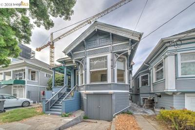 Oakland Multi Family Home For Sale: 2349 Waverly St.