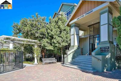 Fremont Condo/Townhouse For Sale: 4463 Hyde Common. #220
