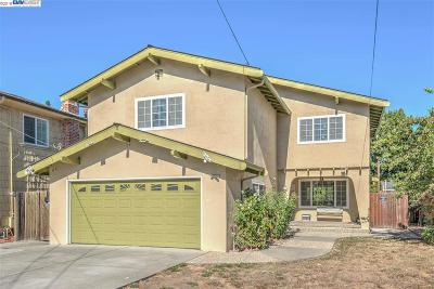 San Leandro Single Family Home For Sale: 380 Haas Ave