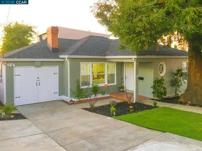 Rodeo Single Family Home For Sale: 460 Vallejo Ave