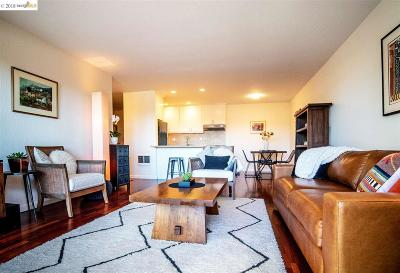 Oakland Condo/Townhouse New: 645 Chetwood St #104