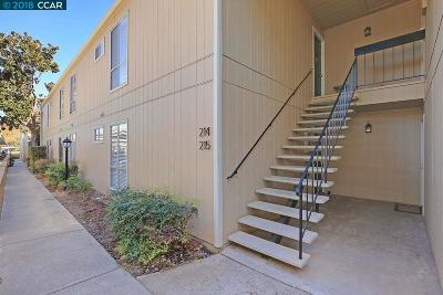 San Ramon Condo/Townhouse For Sale: 9005 Alcosta Blvd #215