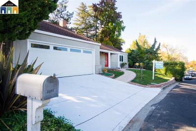 Walnut Creek Single Family Home Price Change: 2093 Essenay Ave