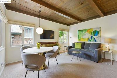 Berkeley Condo/Townhouse For Sale: 2535 Ridge Road #C